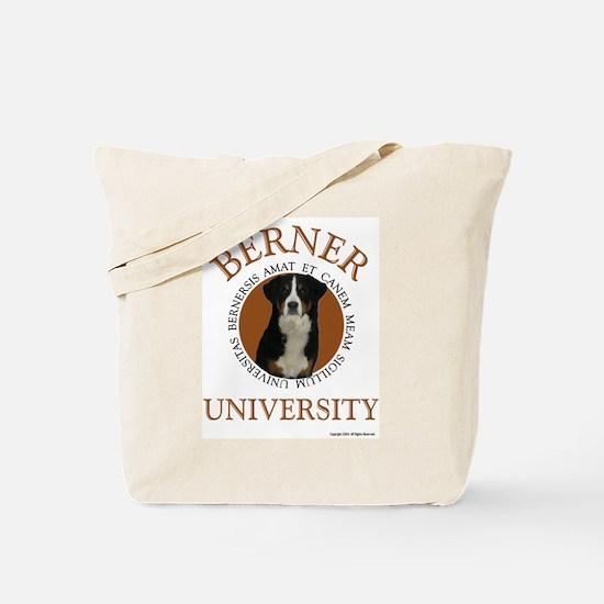 Berner University Tote Bag