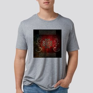 The celtic knot with floral elements T-Shirt