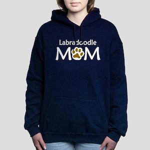 Labradoodle Mom Hooded Sweatshirt