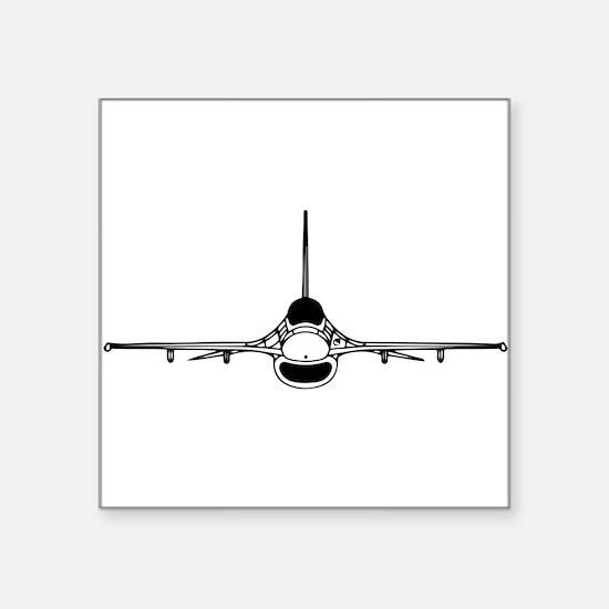 F-16 Fighting Falcon (front) Sticker