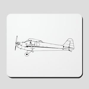 Piper J3 Cub Mousepad