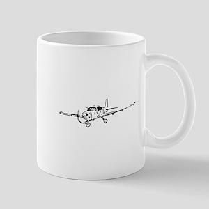 Cirrus SR-22 Art Mugs
