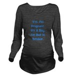 pregnant_boy_october_TR.png Long Sleeve Maternity