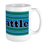 Seattle Large Mug