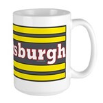 Pittsburgh Large Mug
