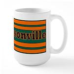 Jacksonville Large Mug