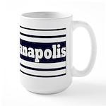 Indianapolis Large Mug
