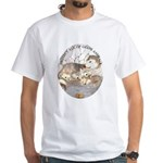 Wolf cubs White T-Shirt