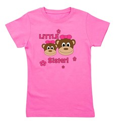 Monkey_Girl_LittleSister_girl.png Girl's Tee