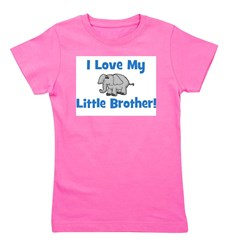 ilovemylittlebrother.png Girl's Tee