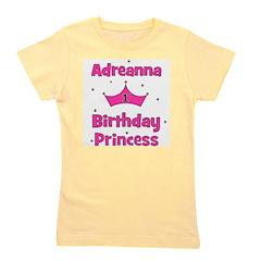 birthdayprincess_1st_Adreanna Girl's Tee