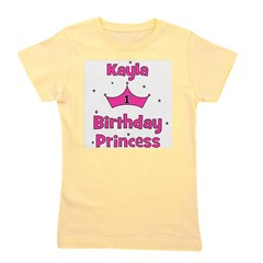 birthdayprincess_1st_KAYLA Girl's Tee