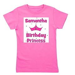 birthdayprincess_1st_SAMANTHA.png Girl's Tee