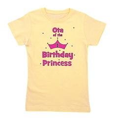 ofthebirthdayprincess_ota.png Girl's Tee