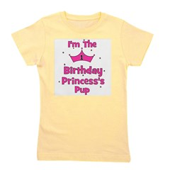 birthdayprincess_1st_princessspup.png Girl's Tee