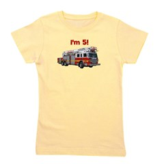 firetruck_im5 Girl's Tee