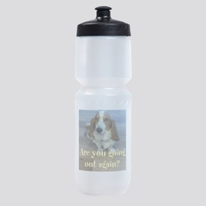 Angry Dog Sports Bottle