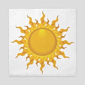 Sun Queen Duvet