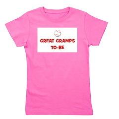 greatgrampstobe_baseball.png Girl's Tee