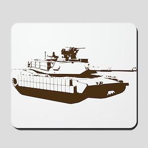 Tank Mousepad