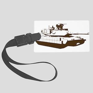 Tank Luggage Tag