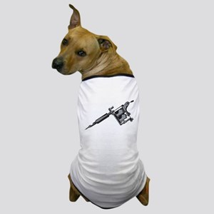 Tattoo Machine Dog T-Shirt