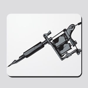Tattoo Machine Mousepad
