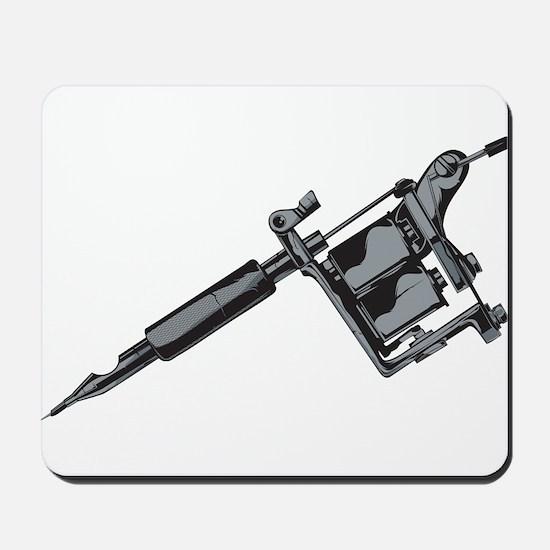 Tattoo Machine Mousepad