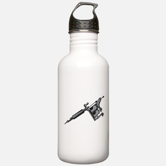 Tattoo Machine Water Bottle