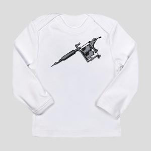 Tattoo Machine Long Sleeve T-Shirt