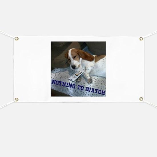 Lazy Dog Banner