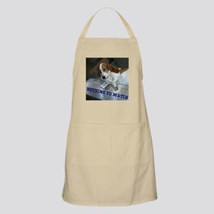 Lazy Dog Apron