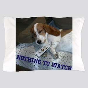 Lazy Dog Pillow Case