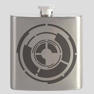 Tech Shapes Flask