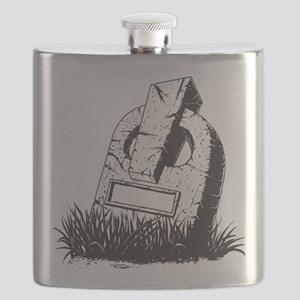 Tombstone Flask