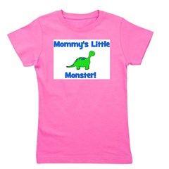 mommyslittlemonster Girl's Tee