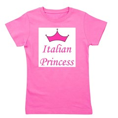 italianprincess Girl's Tee