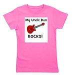 guitar_myuncledanrocks Girl's Tee