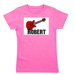 guitar_robert Girl's Tee