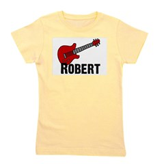 guitar_robert.jpg Girl's Tee