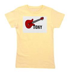 guitar_tony.jpg Girl's Tee