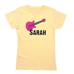 guitar_sarah_pink.png Girl's Tee