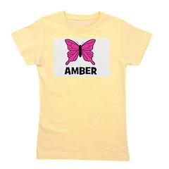 butterfly_AMBER.jpg Girl's Tee