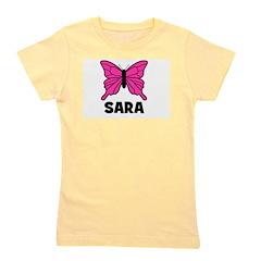 butterfly_SARA Girl's Tee
