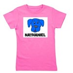 puppy_nathaniel.png Girl's Tee