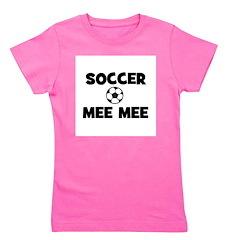 soccermeemee Girl's Tee