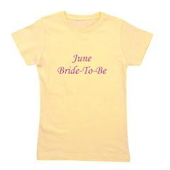 junebridetobe_TR Girl's Tee