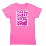 thinkimcute_uncle_pink_KEVIN.png Girl's Tee