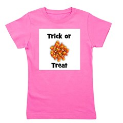 candycorn_trickortreat.png Girl's Tee