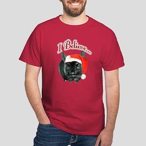 Chin I Believe (ebony) Dark T-Shirt